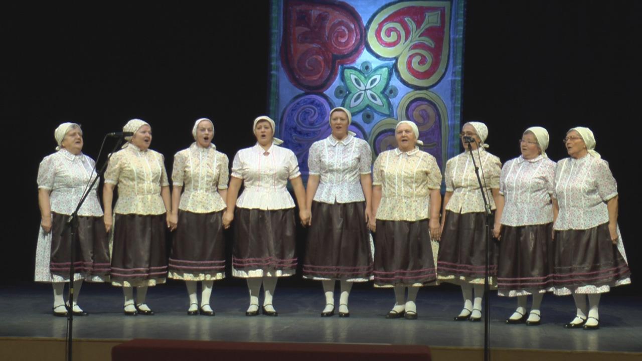 Búzakalász Éneklőcsoport, Bodolló