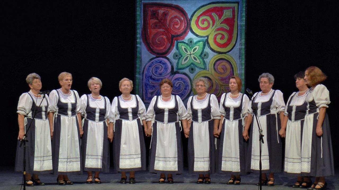 Gyöngykaláris Éneklőcsoport, Kosút