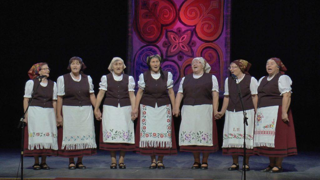 Gyöngyvirág népdalkör, Szentmária