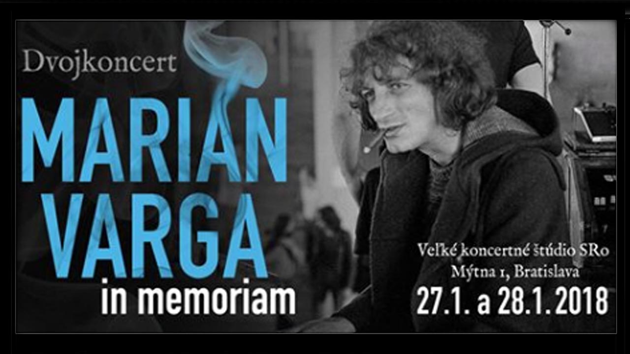 Marián Varga emlékkoncert