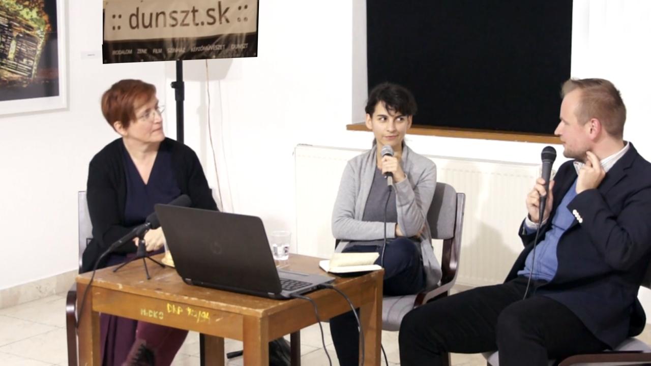 Dunszt-estek: A kritikus képzőművészet