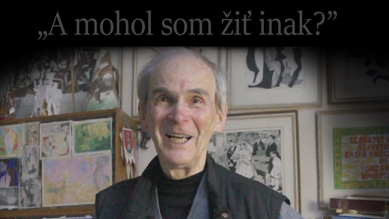 Dokumentumfilm készült Nagy József képzőművészről