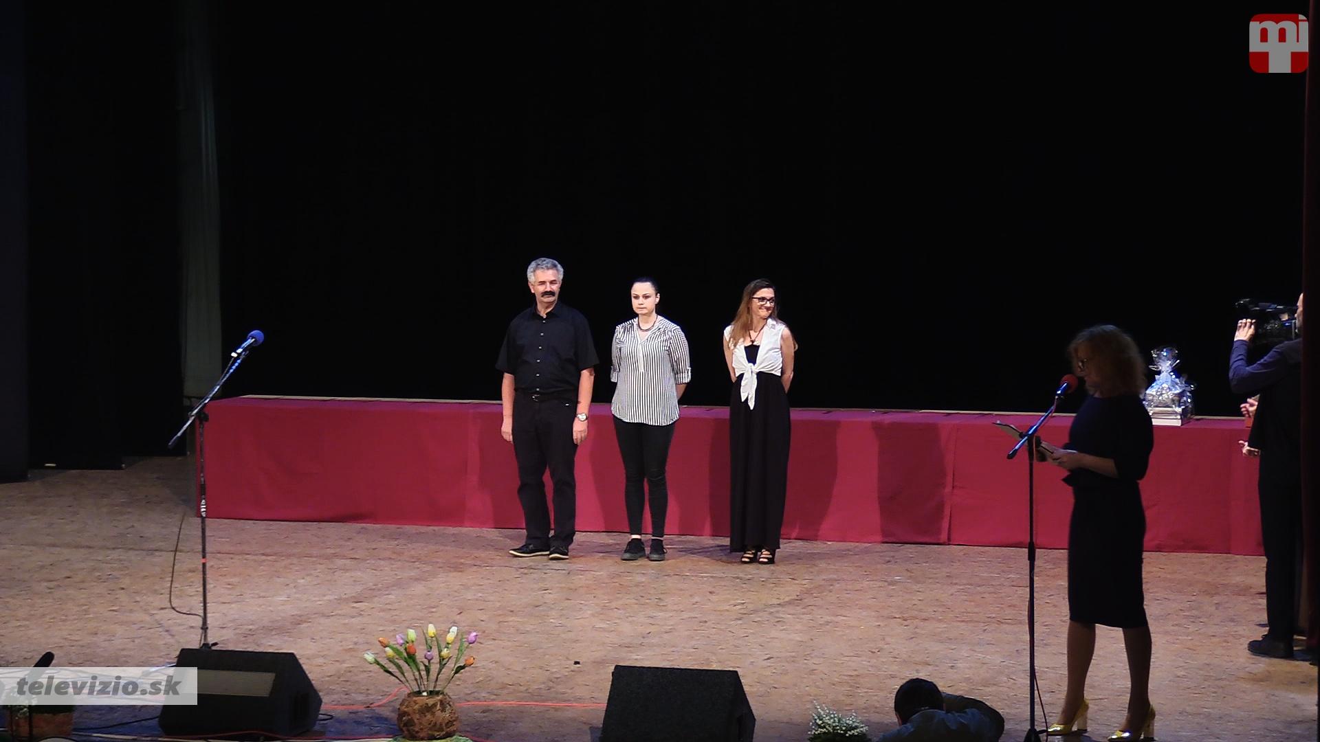A XXVII. Tompa Mihály Országos Verseny országos döntőjének díjátadója V. KATEGÓRIA – Próza Csémi Andrea, Nagymegyer