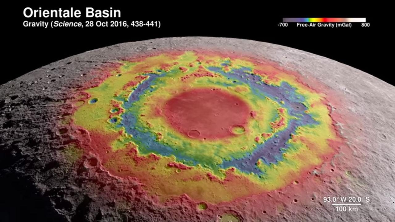 NASA's Lunar Reconnaissance Orbiter