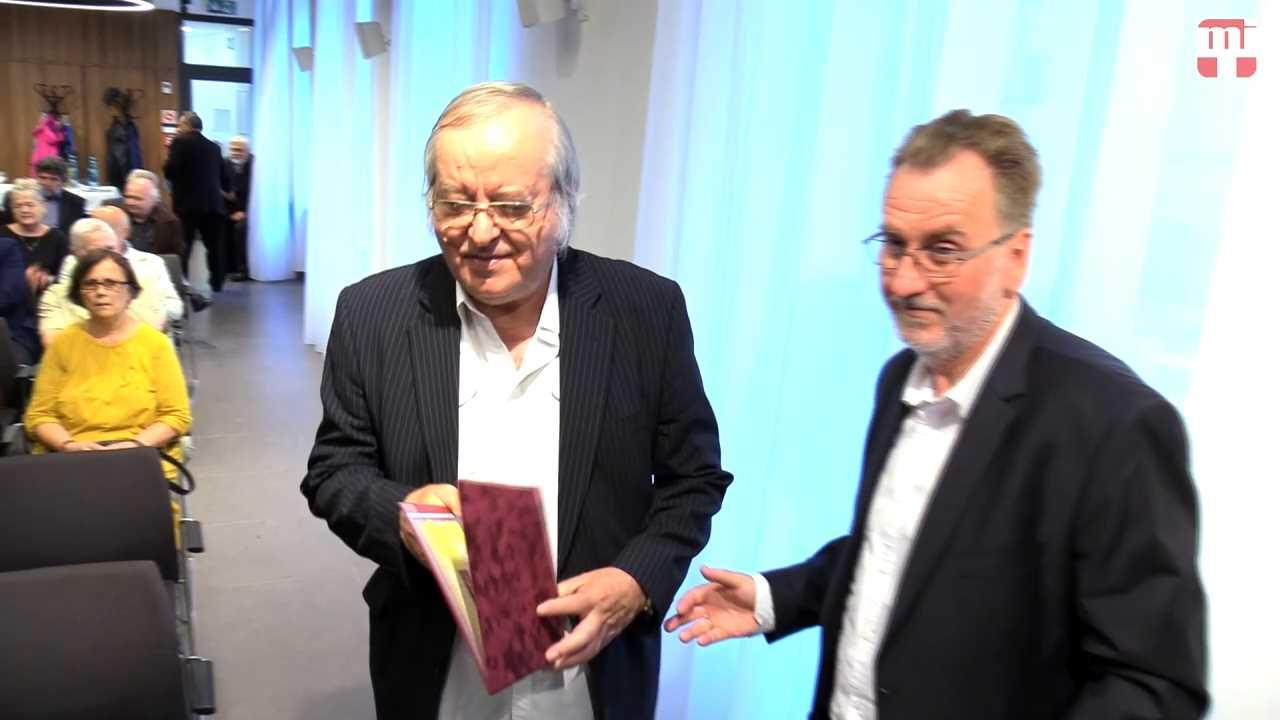 Jubilánsok köszöntése 2018 - Bodnár Gyula