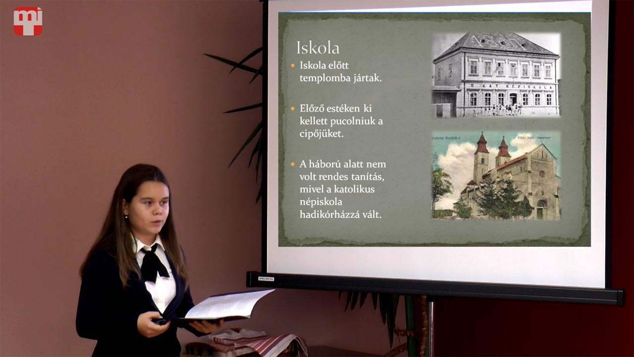 Kincskeresők 2017 - Bukovský Dorottya, Deáki
