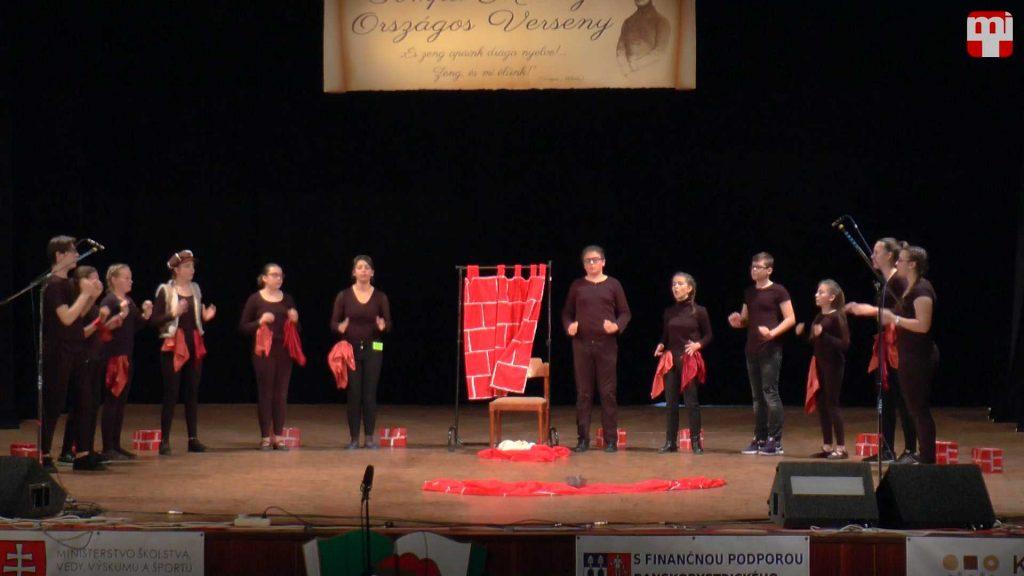 TMOV 2018  Szivárvány színjátszó csoport Naszvad