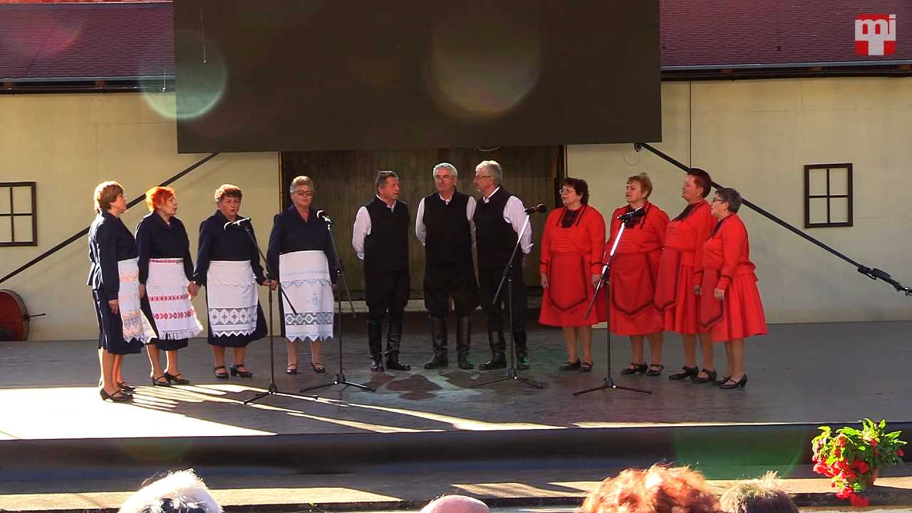 A rozsnyói régió folklórcsoportjai Szilicei Hagyományőrző Csoport