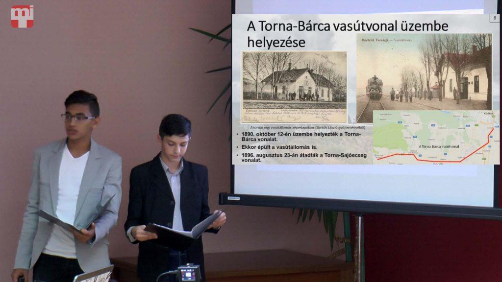 Kónya Dániel és Dunka Roland , Torna