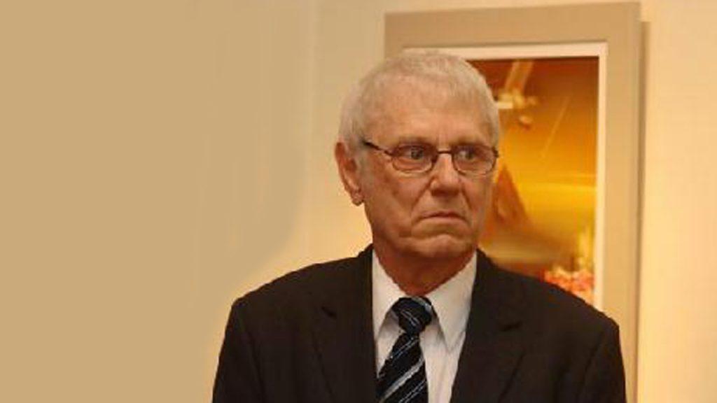 Árkossy István születésnapi kiállítása a Bánffy-palotában Fotó: ROHONYI D. IVÁN