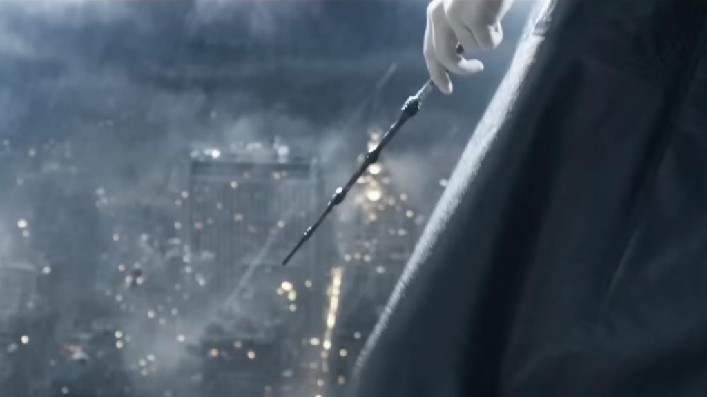 The Crimes of Grindelwald
