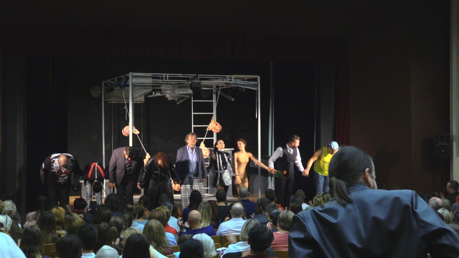 Csavar Színház – Charles Bukowski Ponyva