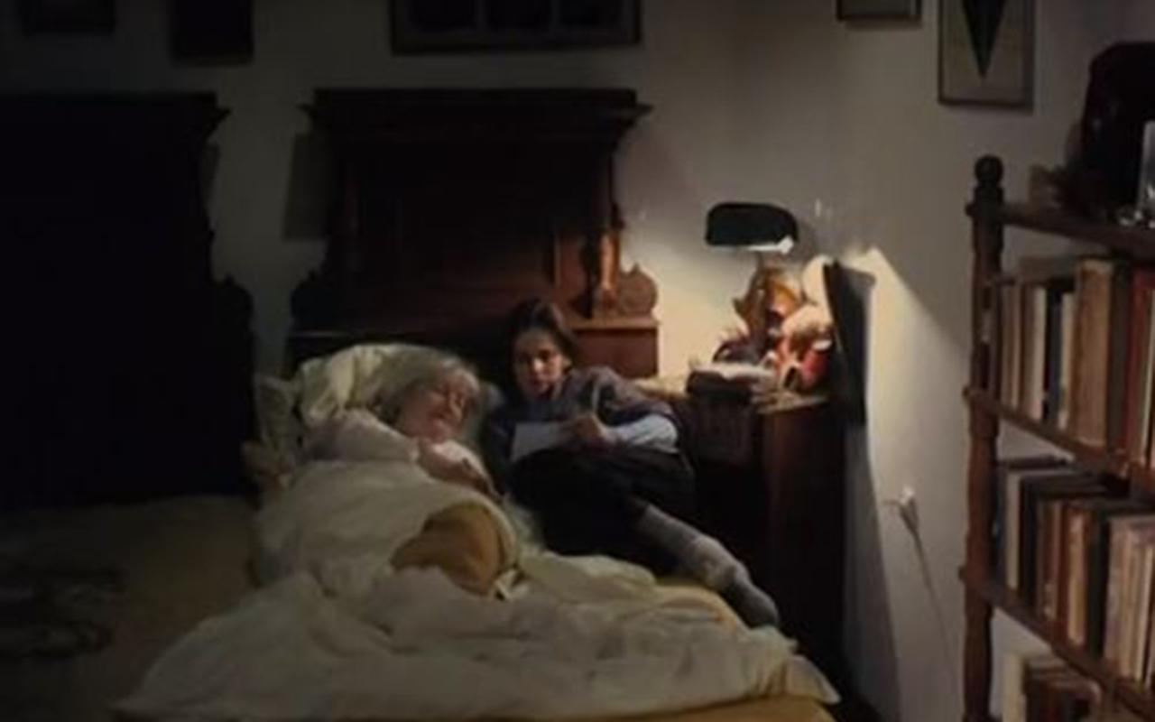 Gede Katalin filmjének részlete