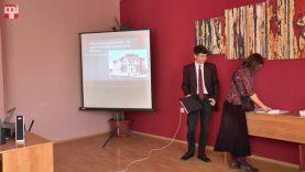 Kincskeresők 2018 – Magyar szecesszió Zsolnán – az egykori főreáliskola épülete