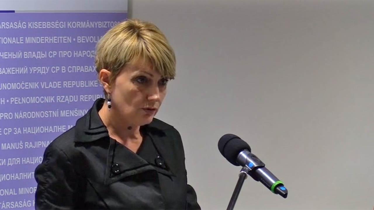 Maria Poptešinová, SRB