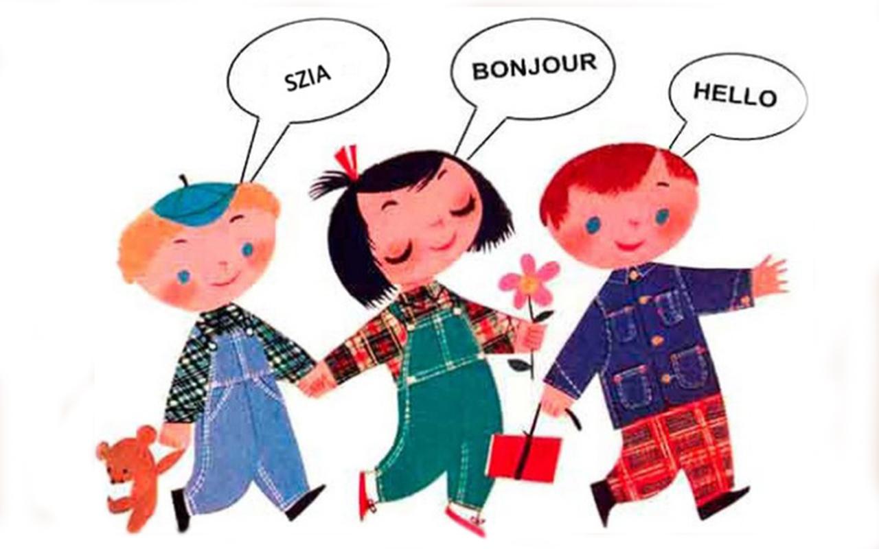 nyelvek-gyerekek