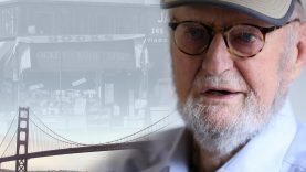Lawrence Ferlinghetti 100 éves