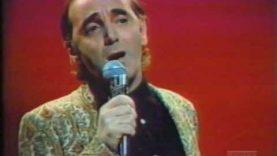 95 éve született Charles Aznavour