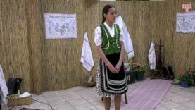 Ipolyi Arnold Népmesemondó Verseny • Csáky Katalin, Kelenye