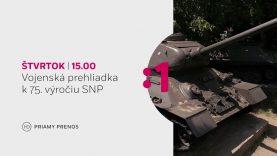 A szlovák nemzeti felkelésre emlékezik az ország