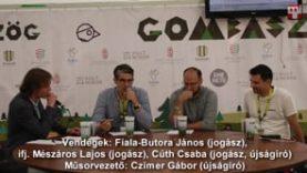 Gombaszög 2019 – Kisebbségi jelképek használata Szlovákiában és a himnusztörény (2)