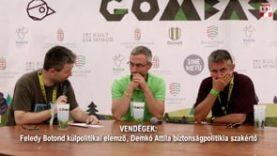 Gombaszög 2019 – Magyar érdekérvényesítés nagyhatalmi játéktérben (2)