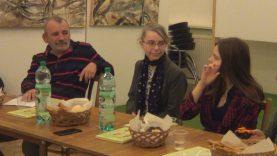 Csanda Gábor, Polgár Anikó és leánya