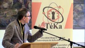 TéKa – Egry Gábor: Poszthabsburg variációk