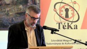 TéKa – Simon Attila: Államfordulat a Felvidéken (1918–1920)