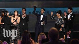 De Niro életműdíjat kapott, az idei SAG nagy nyertese az Élősködők