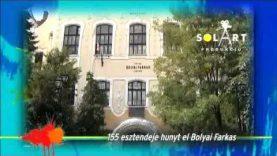 245 éve született Bolyai Farkas
