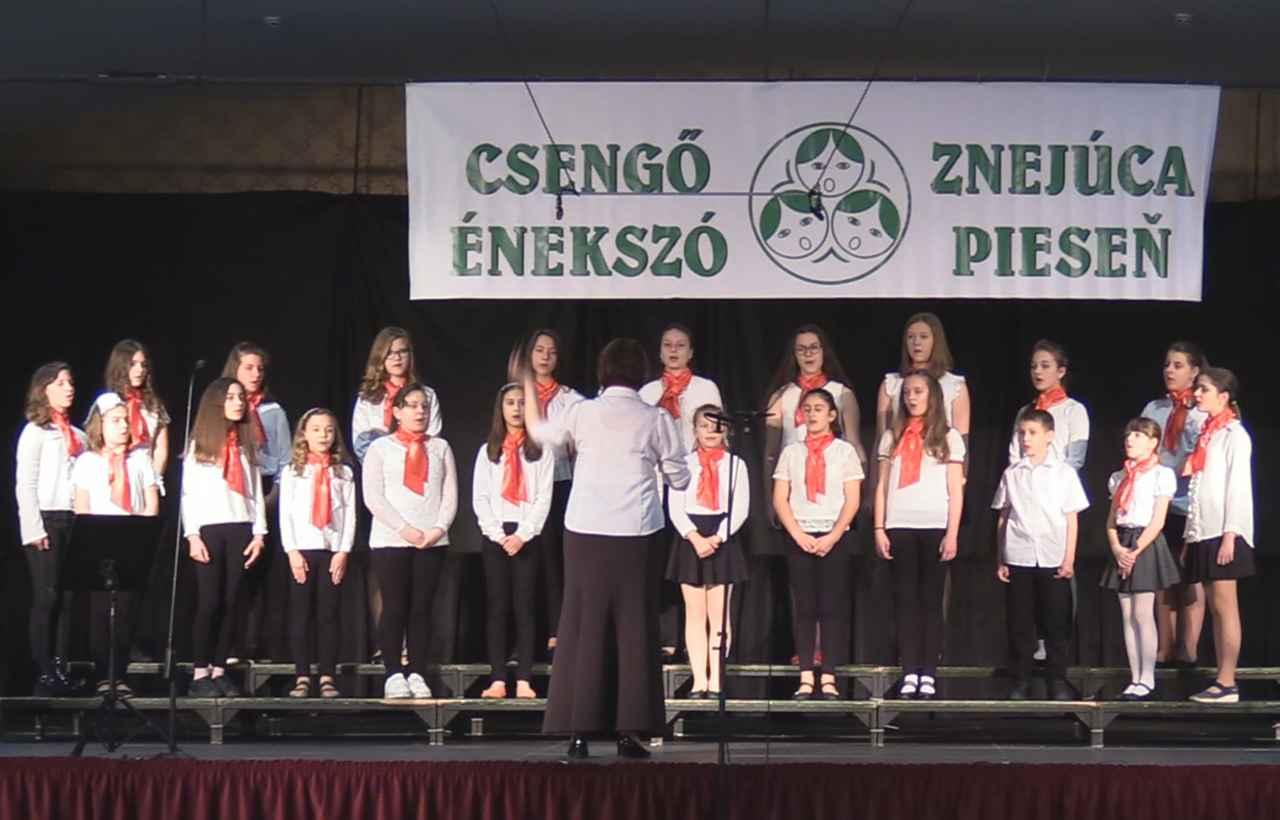 XVII. Csengő Énekszó - az Ady Endre Alapiskola Primula Énekkara