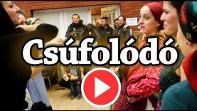 Farsangi táncház Londonban – felvidéki csúfolódók