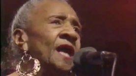 125 éve született Alberta Hunter jazzénekes
