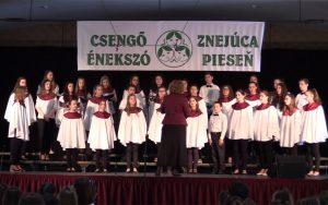 XVII. Csengő Énekszó - Magnificat Gyermekkar, Ipolyság